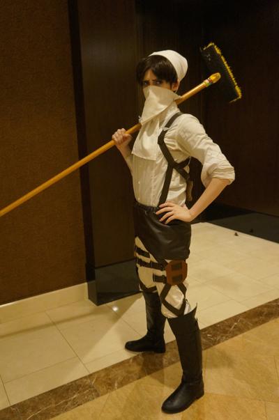 levi cosplay