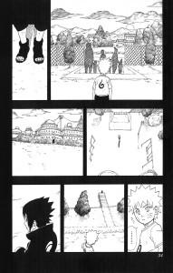 naruto sasuke encounter