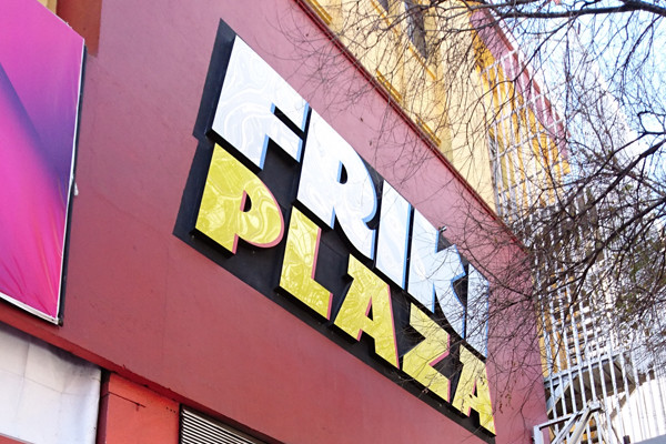 Friki Plaza entrance