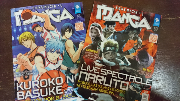 anime magazine in mexico