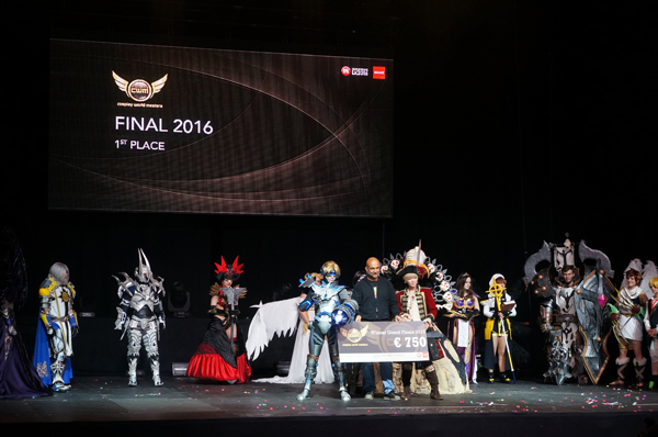 cosplay performance no1