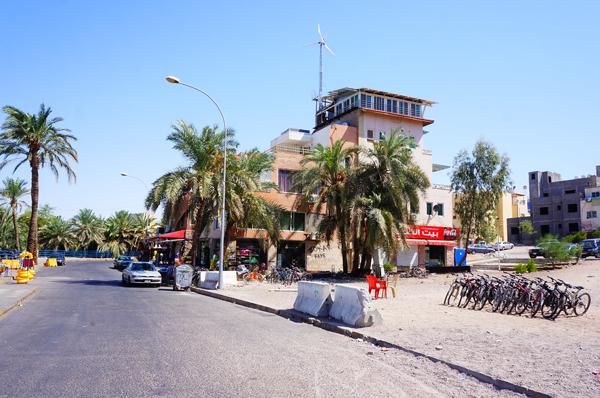 アカバ市街地
