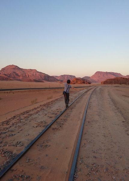 アカバ鉄道