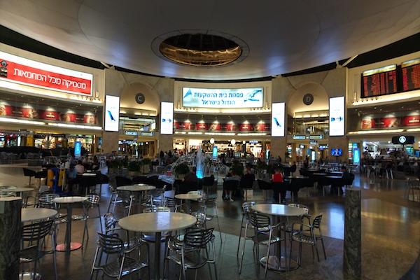 イスラエル空港