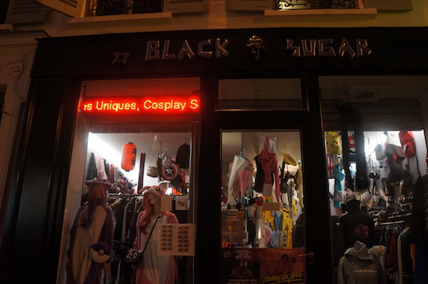 paris cosplay