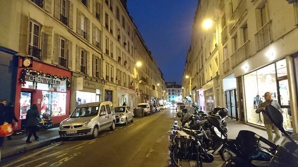 Rue de Keller