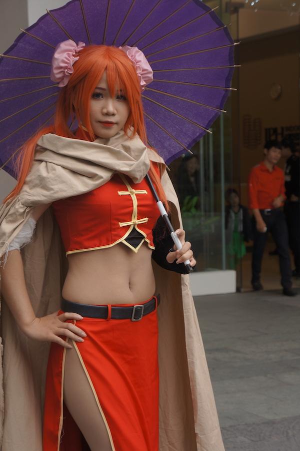 vietnam cosplay