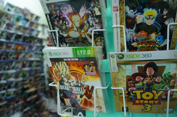 海賊版ゲームソフト