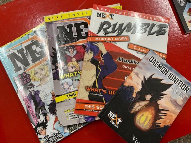 napali manga